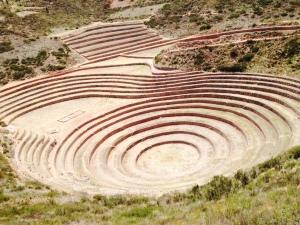 Complexo de Moray, Peru